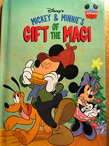 9780717265459: Disney's Mickey & Minnie's Gift of the Magi (Disney's Wonderful World of Reading)