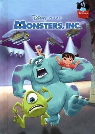 9780717265473: Monsters, Inc. (Disney's Wonderful World of Reading)