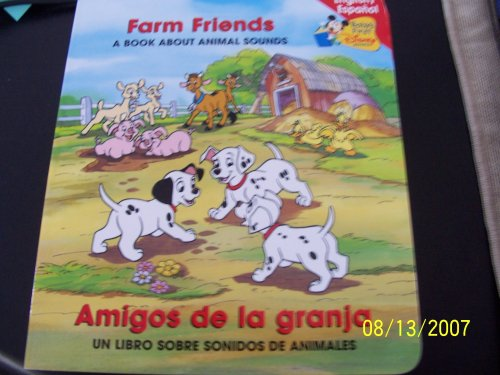 Farm Friends (A Book About Animal Sounds;: Unknown Author 102