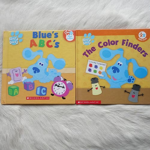Blue's Clues ABC's (Nick Jr. Play to Learn): Rabe, Tish