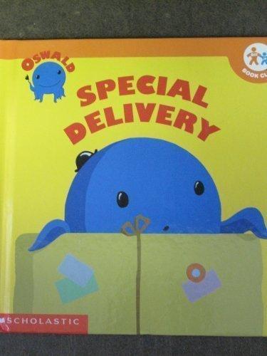 Special delivery (Nick Jr. Book Club): Dan Yaccarino