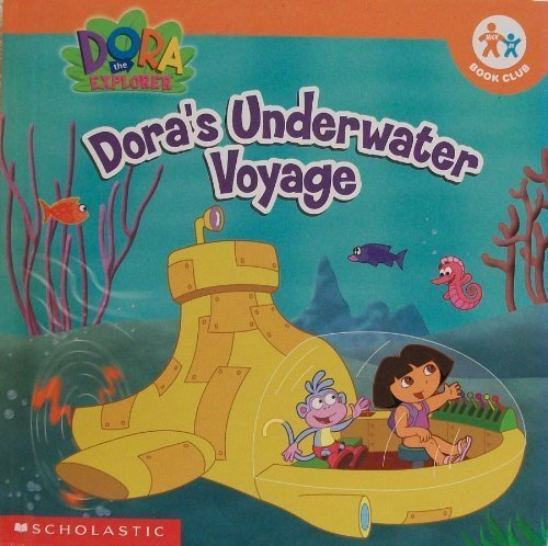 Dora's Underwater Voyage (Dora the Explorer): Ricci, Christine