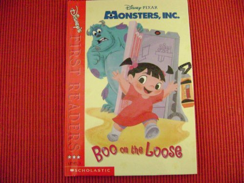9780717266586: Disney's First Readers Monsters Inc. Boo On The Loose