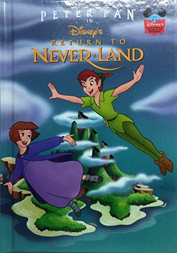 9780717266609: Peter Pan in Disney's Return to Never Land