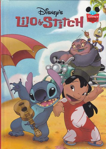 9780717266616: Disney's Lilo & Stitch (Disney's Wonderful World of Reading)