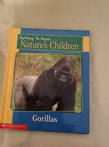 9780717266937: Getting to Know Nature's Children: Gorillas / Ants