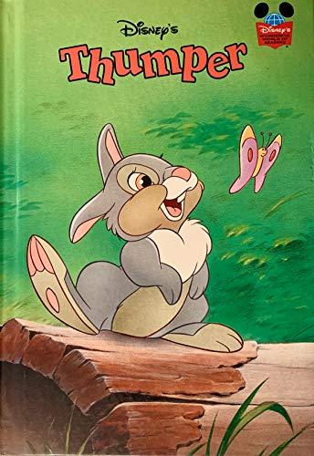 9780717267866: Disney's Thumper (Disney's Wonderful World of Reading)