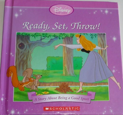 9780717268016: Disney Princess Ready, Set, Throw! (Disney Princess)