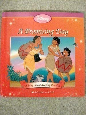 9780717268023: A Promising Day: A Story About Keeping Promises (Disney's Princess Collection)