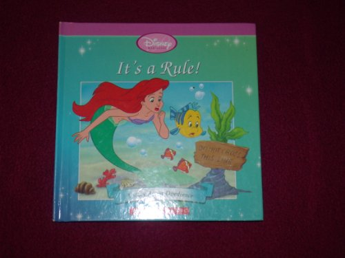 9780717268139: It's A Rule: A Story About Obedience (Disney Princess (The Little Mermaid))