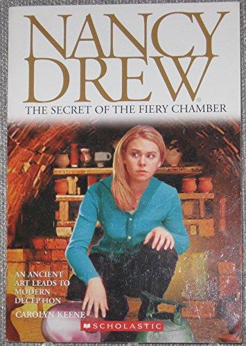 Nancy Drew: The Secret of the Fiery Chamber (Nancy Drew #159): Carolyn Keene