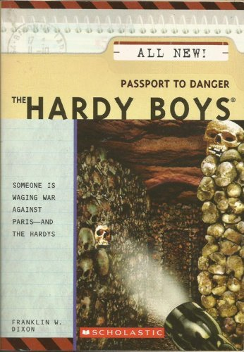 9780717269440: Passport to Danger (The Hardy Boys)