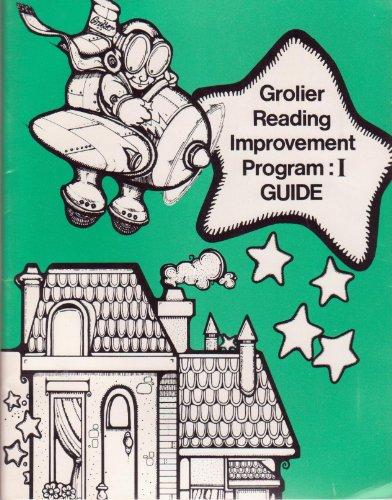 9780717270354: Grolier Reading Improvement Program: I Guide (Grolier Reading Improvement Program)