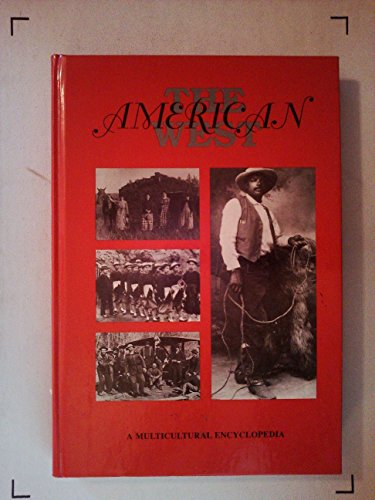 9780717274215: The American West: A Multicultural Encyclopedia, Set