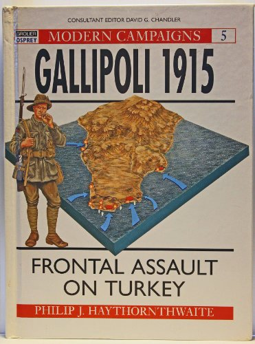 9780717276677: MODERN CAMPAIGNS: GALLIPOLI