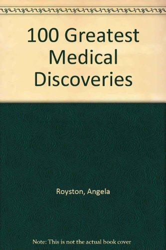 9780717276813: 100 Greatest Medical Discoveries