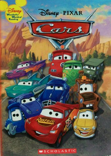 9780717277452: Cars (Disney's Wonderful World of Reading)