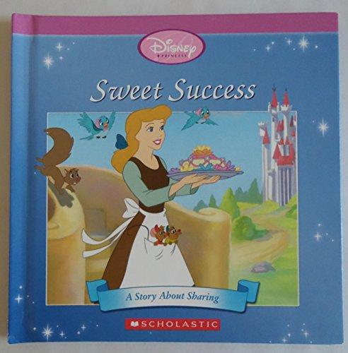 9780717277643: Disney Princess Sweet Success (Disney Princess)