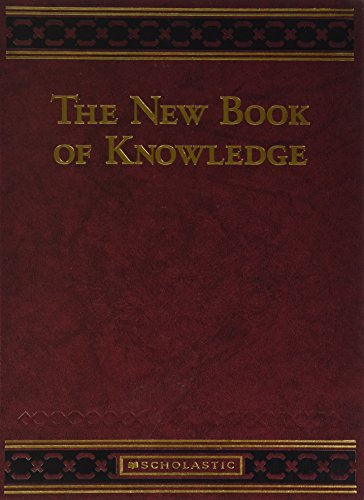 9780717277728: The New Book of Knowledge (Children's Encyclopedia and Dictionary, Volume 1 A)
