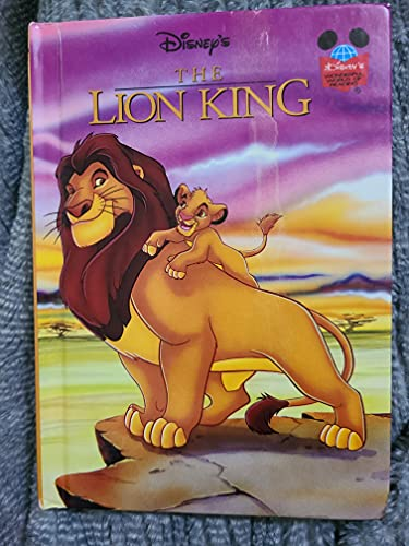 9780717278251: The Lion King (Disney Wonderful World of Reading)