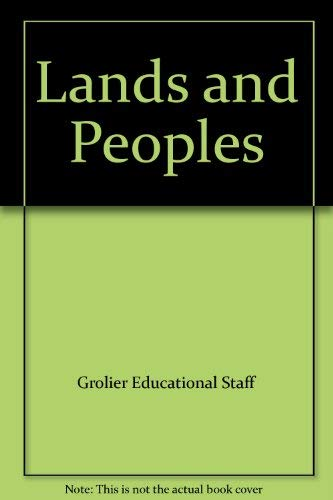 9780717280209: Lands and Peoples