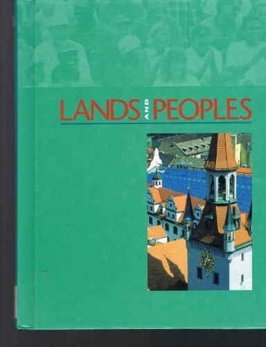9780717280216: Lands and Peoples (6 Volumes)