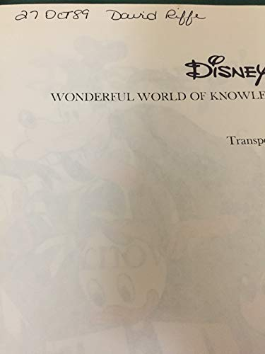 9780717281640: 8: Disney's Wonderful World of Knowledge: Treasures of the Earth
