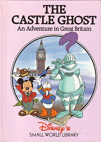 9780717282111: The Castle Ghost: An Adventure in Great Britain