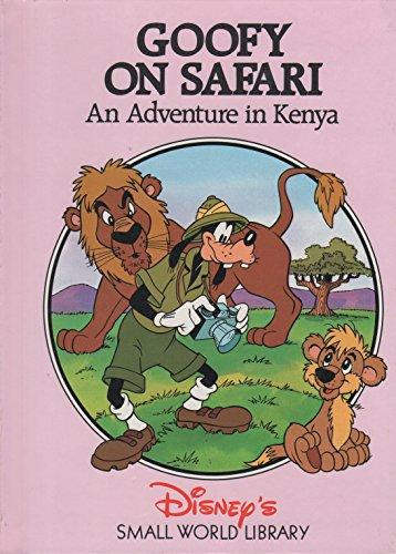9780717282258: Goofy On Safari Kenya Adventure
