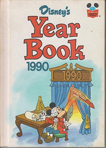 9780717282418: Disney's Wonderful World of Knowledge, Year Book 1990