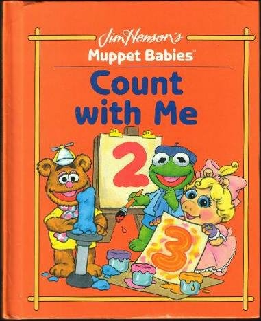 9780717282838: Count With Me (My First Book Club) (Jim Henson's Muppet Babies)