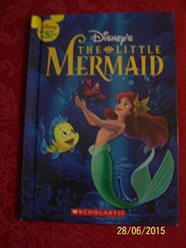 9780717283194: Disney's The Little Mermaid (Disney's Wonderful World of Reading)