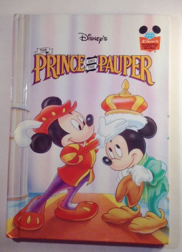 9780717283200: THE PRINCE AND THE PAUPER [Disney's Wonderful World of Reading]