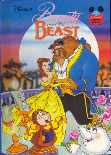 Walt Disney's BEAUTY AND THE BEAST.: Walt Disney. Grolier