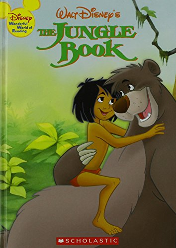 9780717283361: The Jungle Book (Disney's Wonderful World of Reading)