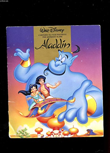 Walt Disney's ALADDIN.: Walt Disney. Grolier