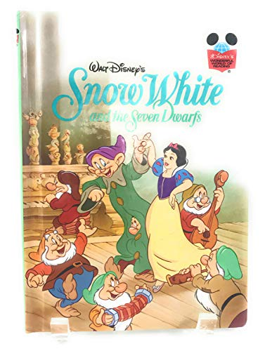 Walt Disneys Snow White and the Seven Dwarfs (Disneys Wonderful World of Reading)