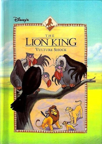 9780717283507: Vulture Shock (Disney's The Lion King)