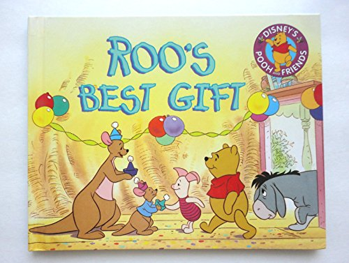 9780717284429: Roo's Best Gift (Disney's Pooh and Friends)