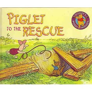 9780717284443: Piglet to the Rescue
