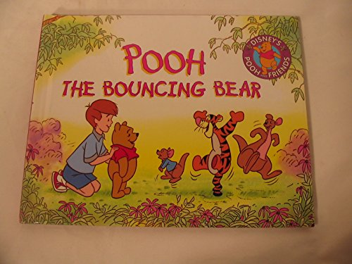 9780717284467: Pooh the Bouncing Bear (Pooh and Friends)