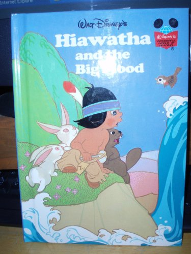 9780717284566: Hiawatha and the Big Flood