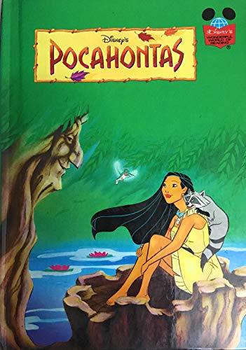 Pocahontas (Disney's Wonderful World of Reading): Walt Disney