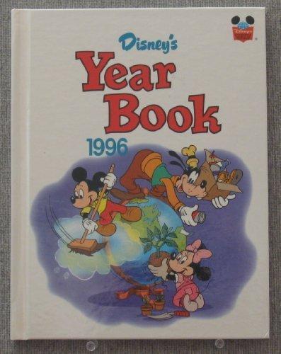 9780717284986: Disney's Year Book 1996