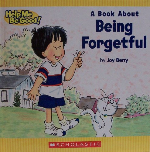 9780717285891: A Book about Being Forgetful