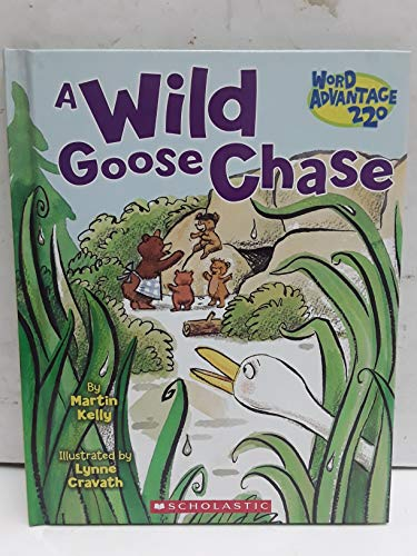 9780717286041: A Wild Goose Chase (Word Advantage 220)
