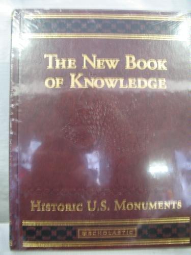 The New Book of Knowledge: Historic US: De Capua, Sarah;