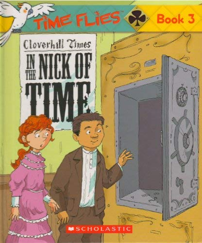 9780717286645: In the Nick of Time Book 3 Time Flies Word Advantage