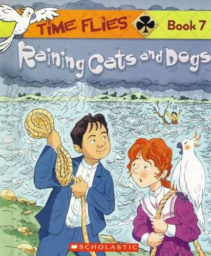 9780717286904: Raining Cats and Dogs Book 7 Time Flies Word Advantage