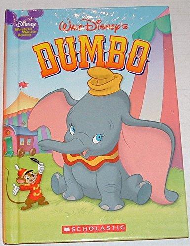 Walt Disney's DUMBO.: Walt Disney. Grolier Book Club Edition.